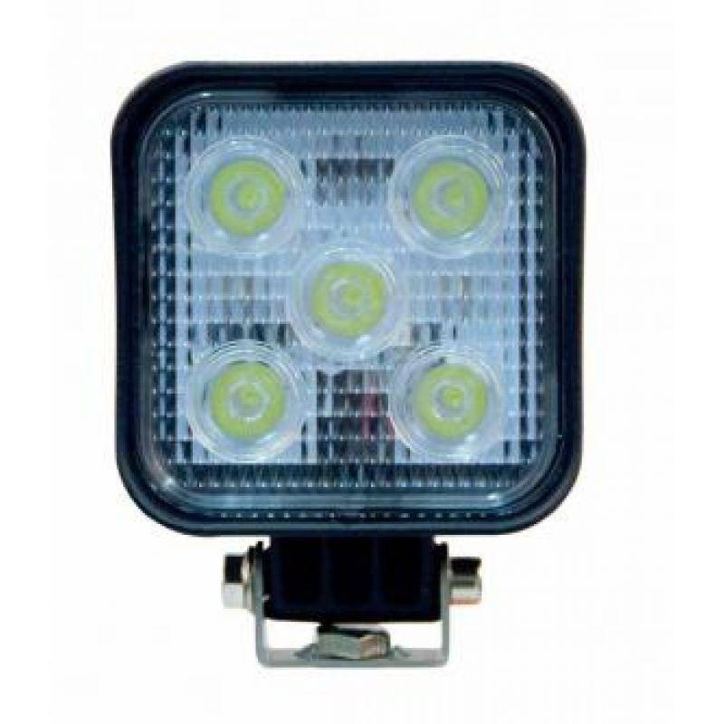 Baklygte/arbejdslygte LED 15w