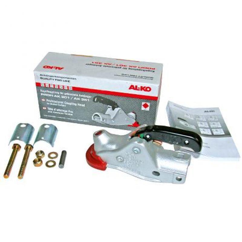 Kuglekobling 3000Kg AL-KO AK301 Ø45/50mm Med Soft-Dock