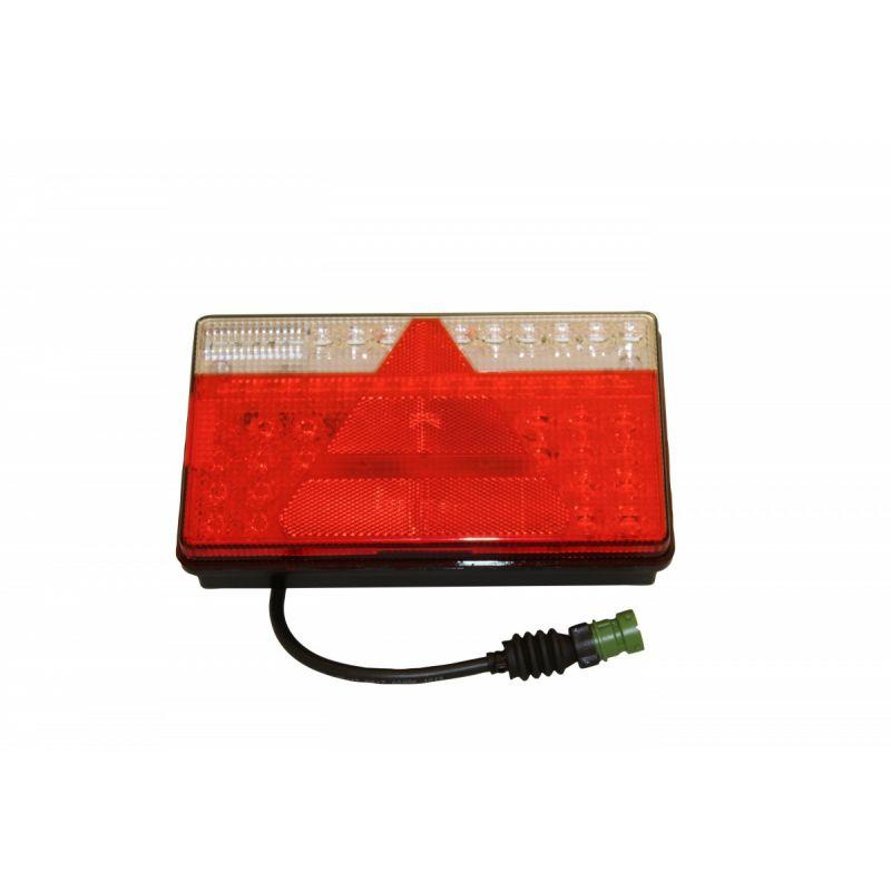 Baglygte Aspöck Multi LED Højre