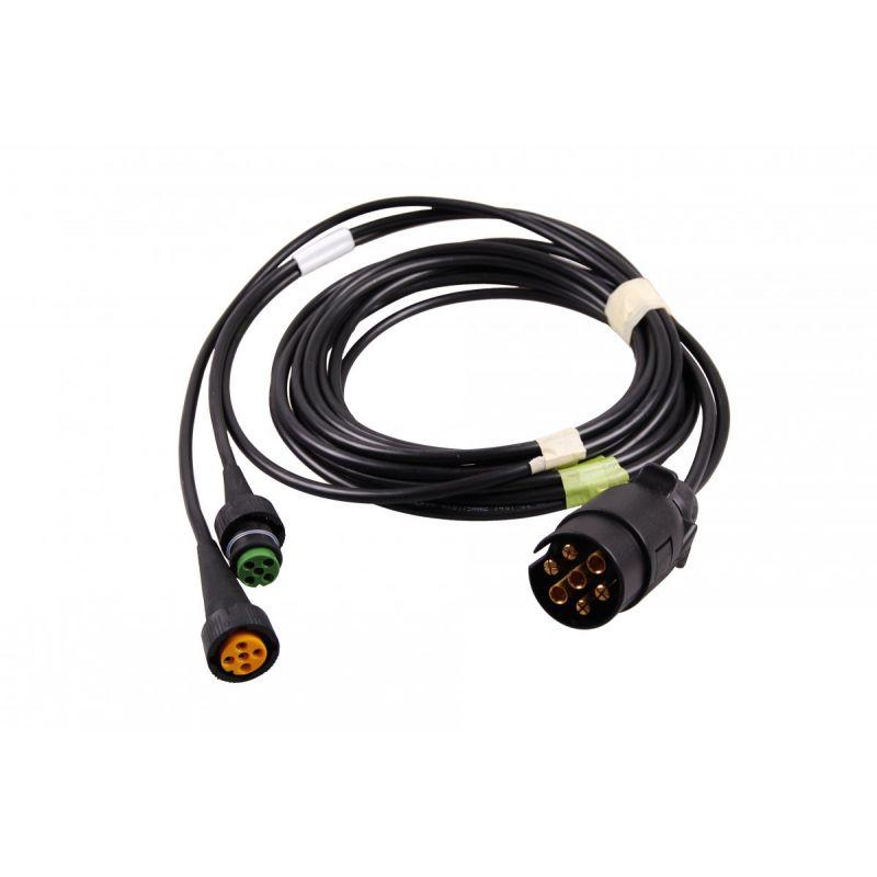 Kabelsæt Aspöck 7 Polet 4 Meter