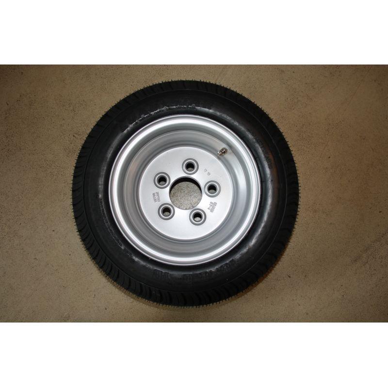 Hjul 10″ – 195/50×10, Kompakt