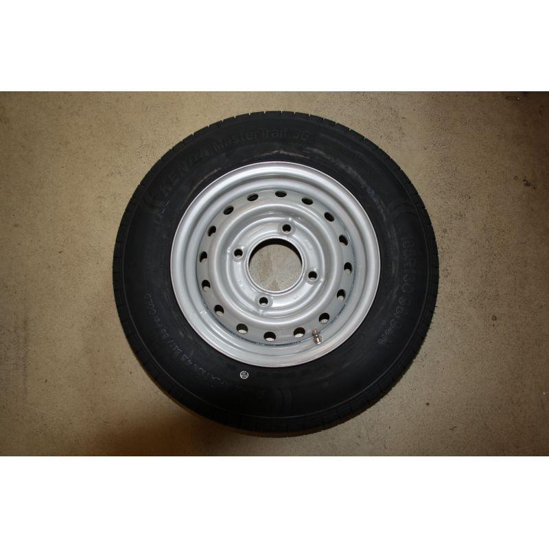 Hjul 165R-13C Ifor Williams