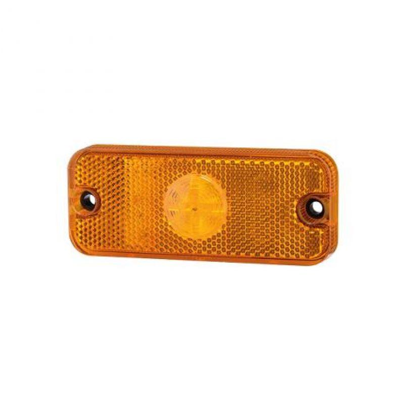 Sidemarkeringslygte LED Gul