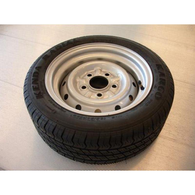 Hjul 12″ – 195/60×12, Kompakt
