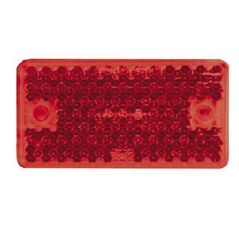Refleks – Rød, 90 X 40 Mm