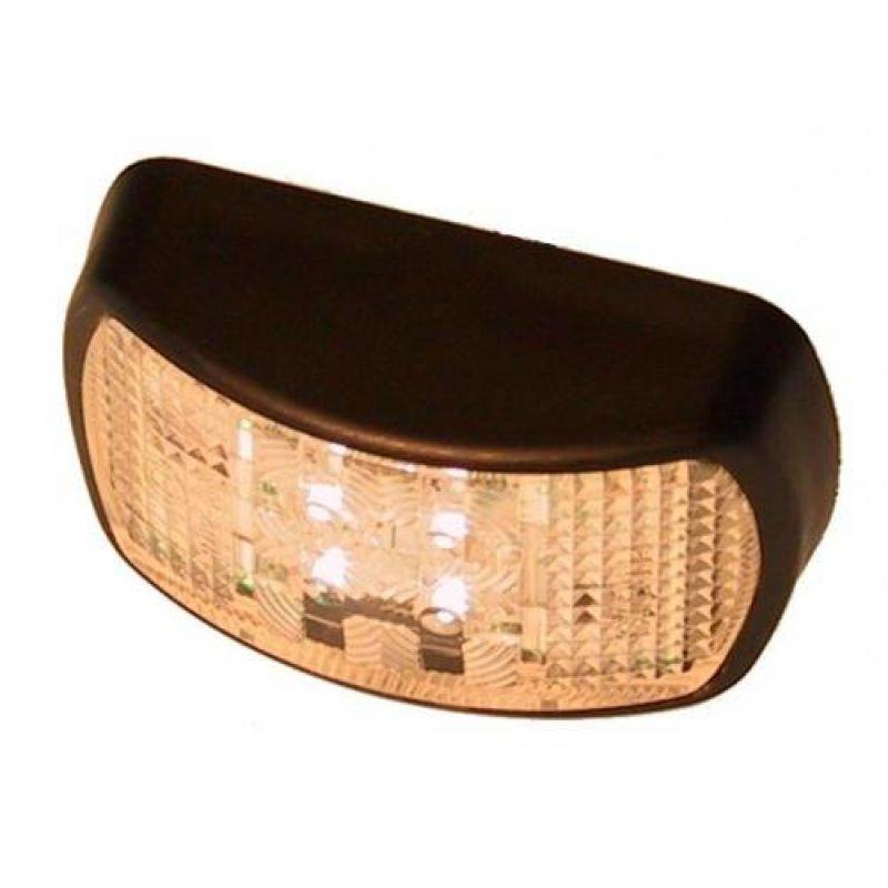 Positionslygte LED 9-33 Volt, Hvid