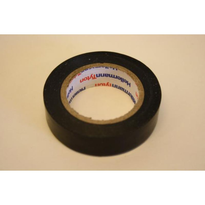 Isolerbånd – Sort, PVC 099872050