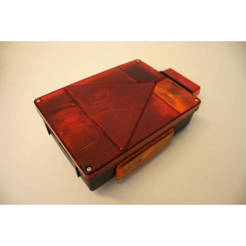 Radex 6800 – Højre Med Rød/hvid Toplys Og Gul Sidemarkering
