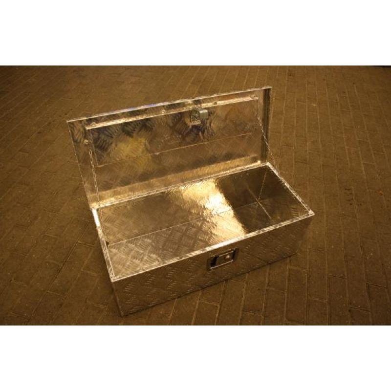 Værktøjskasse – Alu, Stor