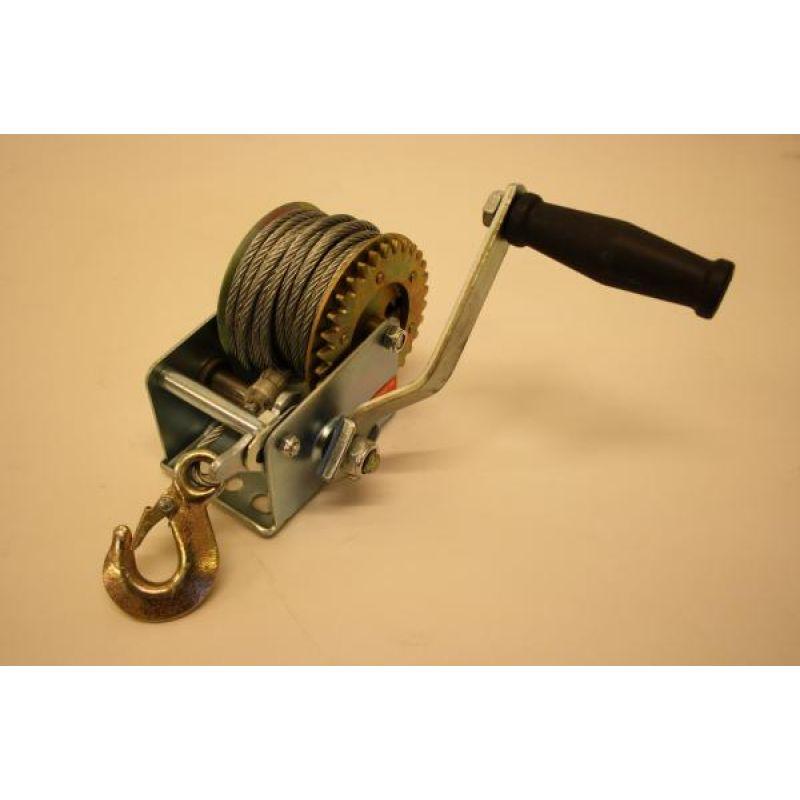 Trækspil – 400 Kg. M/wire