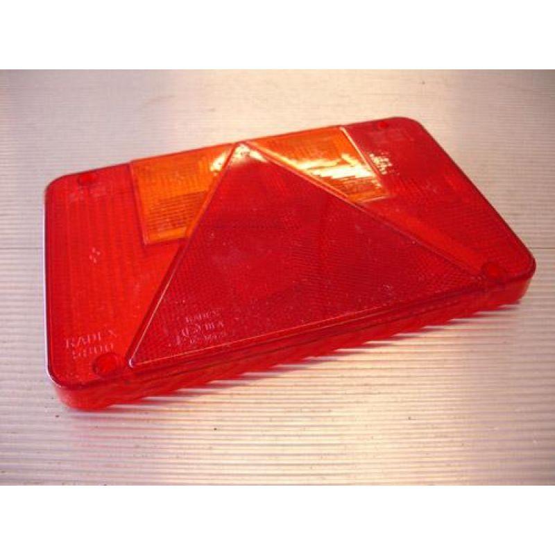 Radex 5800 – Baglygteglas, Højre