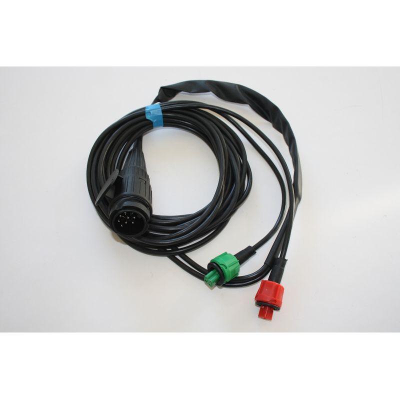 Kabelsæt Radex 205/220 13 Pol.