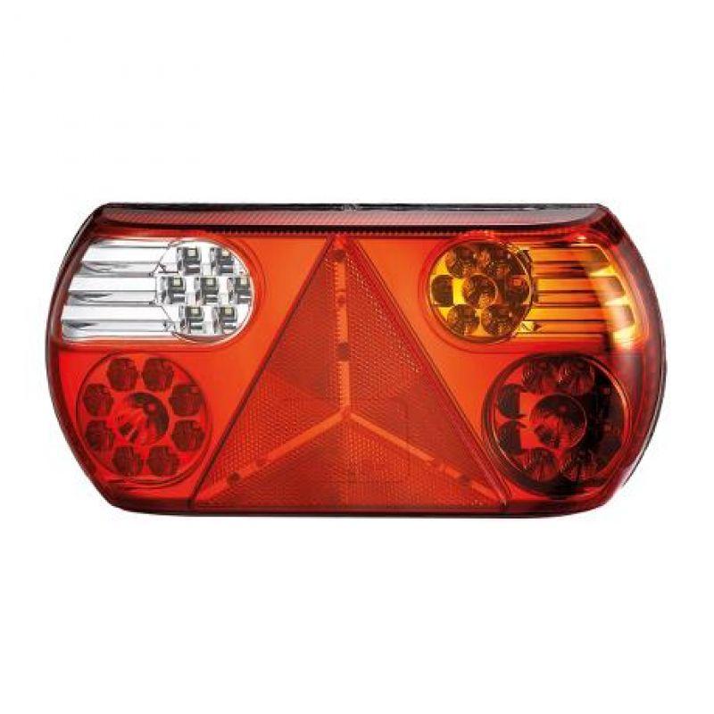Baglygte Baglygte LED H M/kontrolboks 12V