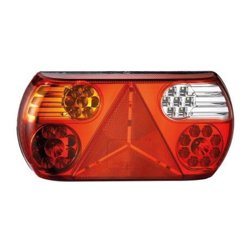 Baglygte Baglygte LED V M/kontrolboks 12V