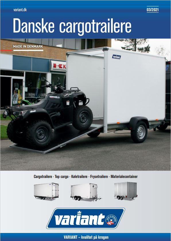 Cargotrailer brochure