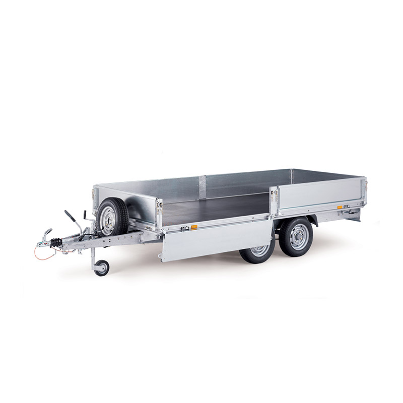 Ifor Williams EL142-2515 Eurolight Ladtrailer