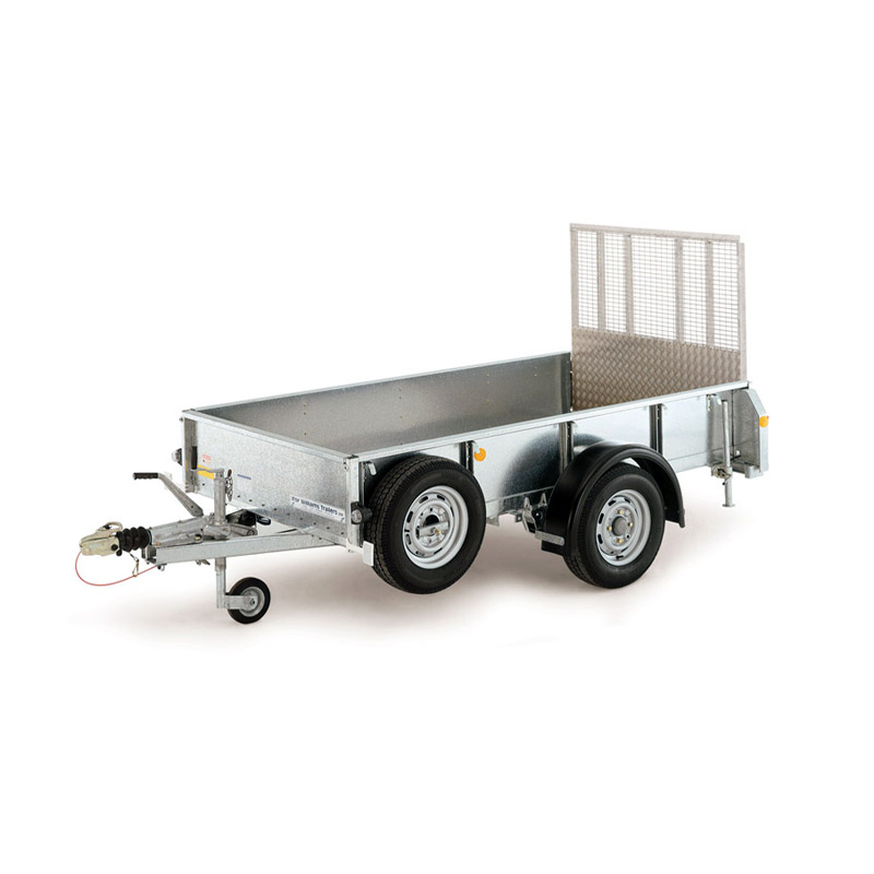 Ifor Williams GD85 Maskintrailer