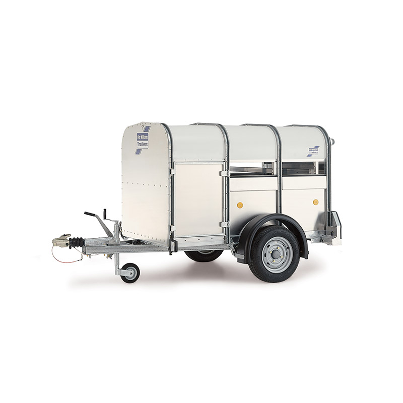 Ifor Williams P6G Husdyrtrailer